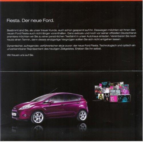 Fiesta - Der neue Ford